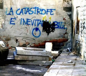 la catastrofe